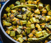 roasted-okra-punjabi