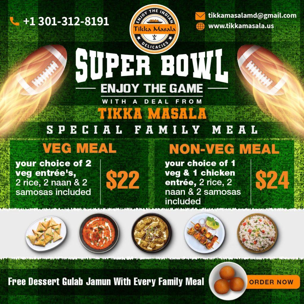 Super Bowl Game 2021 Restaurant Deal
