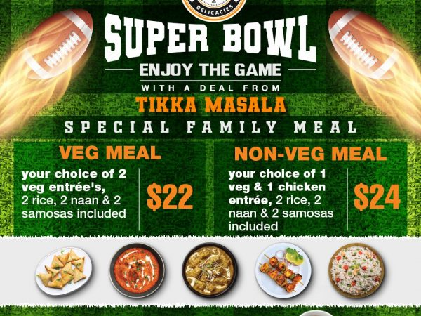 Super Bowl Game 2021 Restaurant Deal
